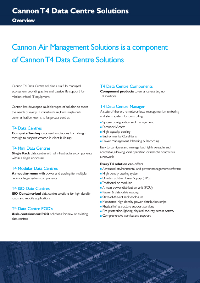 Air Management Solutions