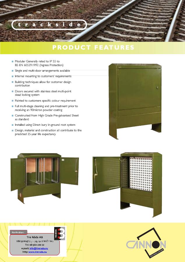 Catwalk Cabinets