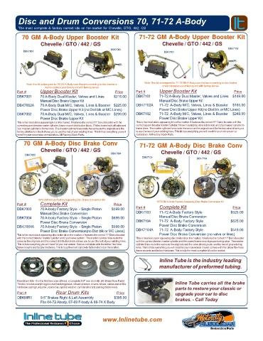 71-72 CHEVELLE GTO 442 GS COMBINATION VALVE MOUNTING BRACKET DISC BRAKE BRAKES